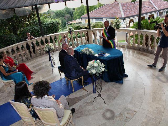 Il matrimonio di Enrico e Alessio a Roma, Roma 25