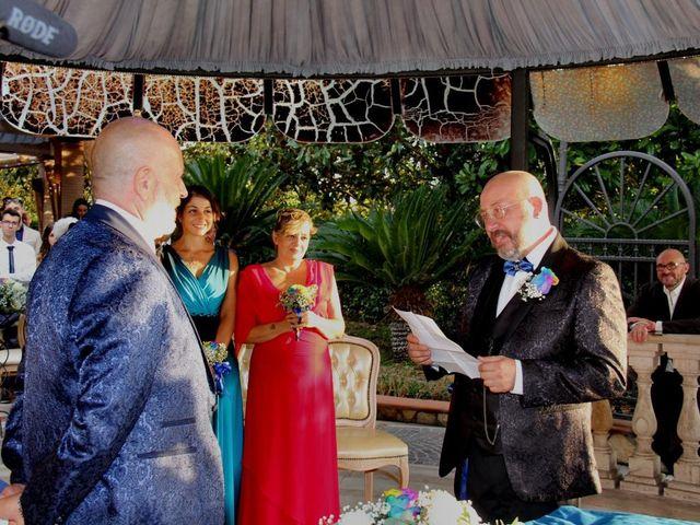 Il matrimonio di Enrico e Alessio a Roma, Roma 27