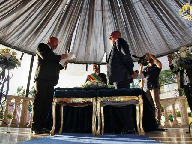 Il matrimonio di Enrico e Alessio a Roma, Roma 28