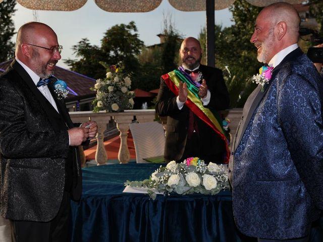 Il matrimonio di Enrico e Alessio a Roma, Roma 29
