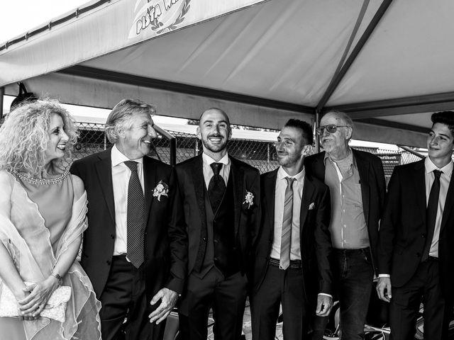 Il matrimonio di Massimiliano e Antonella a Nizza Monferrato, Asti 12