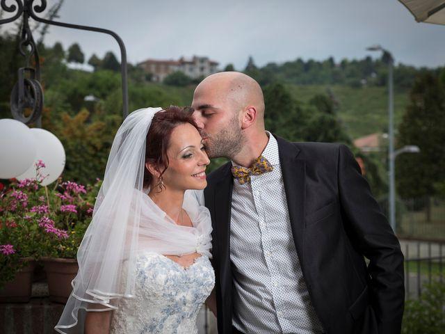 Il matrimonio di Massimiliano e Antonella a Nizza Monferrato, Asti 20