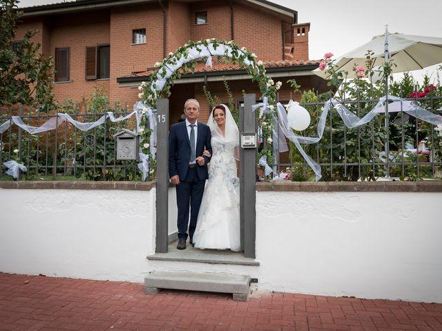 Il matrimonio di Massimiliano e Antonella a Nizza Monferrato, Asti 21