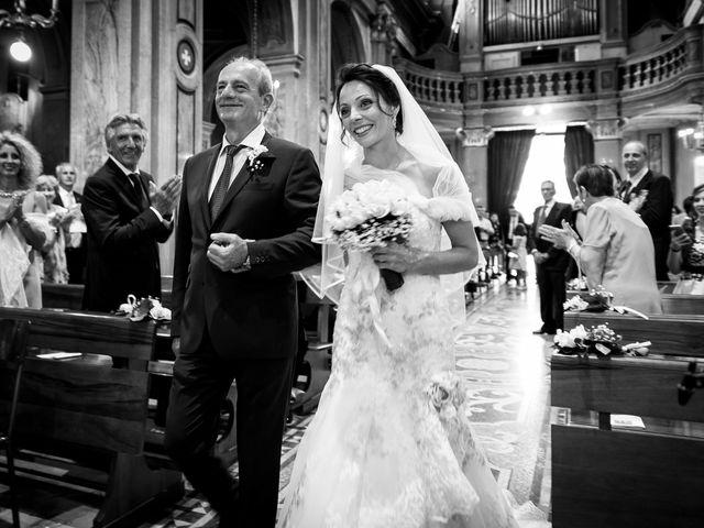 Il matrimonio di Massimiliano e Antonella a Nizza Monferrato, Asti 34