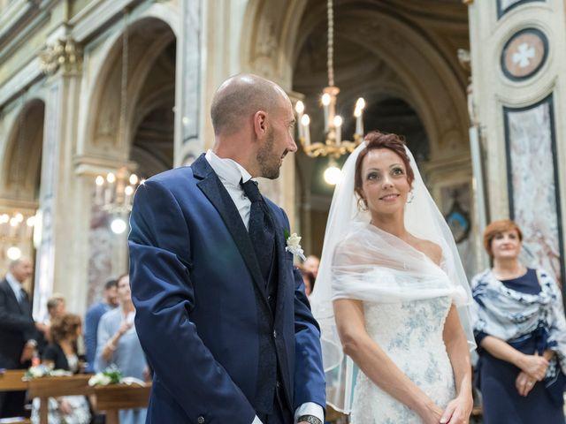 Il matrimonio di Massimiliano e Antonella a Nizza Monferrato, Asti 35