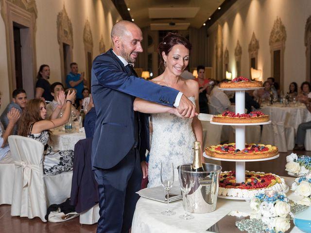 Il matrimonio di Massimiliano e Antonella a Nizza Monferrato, Asti 61