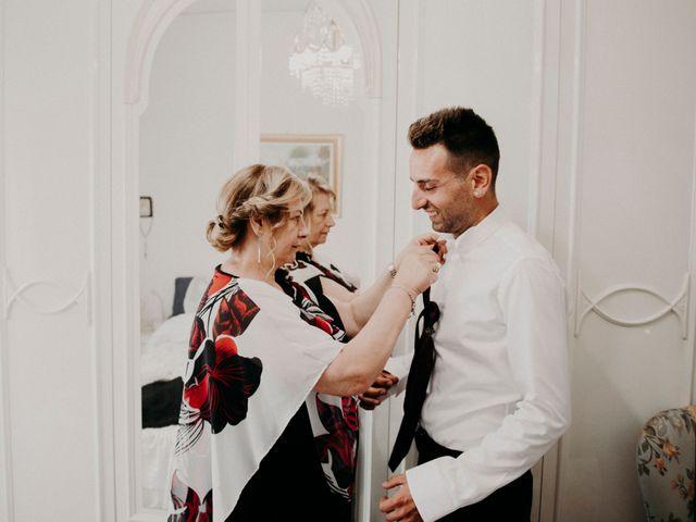 Il matrimonio di Riccardo e Linda a Fauglia, Pisa 6
