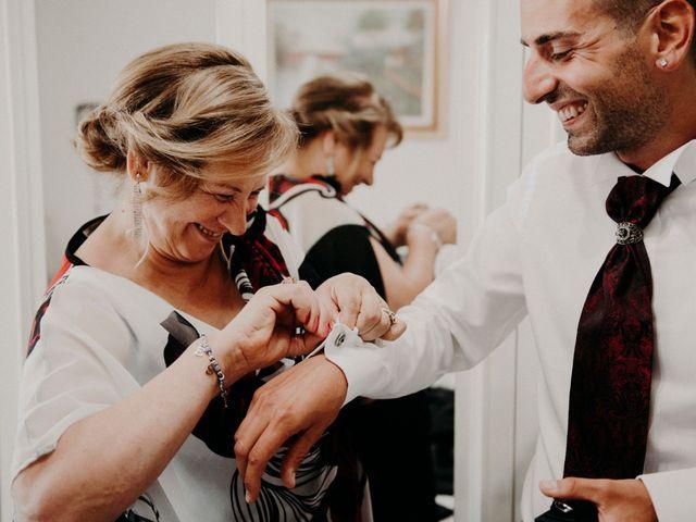 Il matrimonio di Riccardo e Linda a Fauglia, Pisa 7