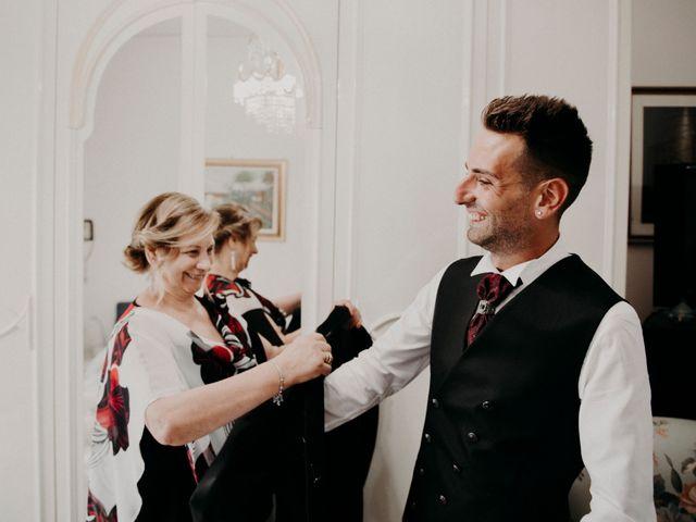 Il matrimonio di Riccardo e Linda a Fauglia, Pisa 8