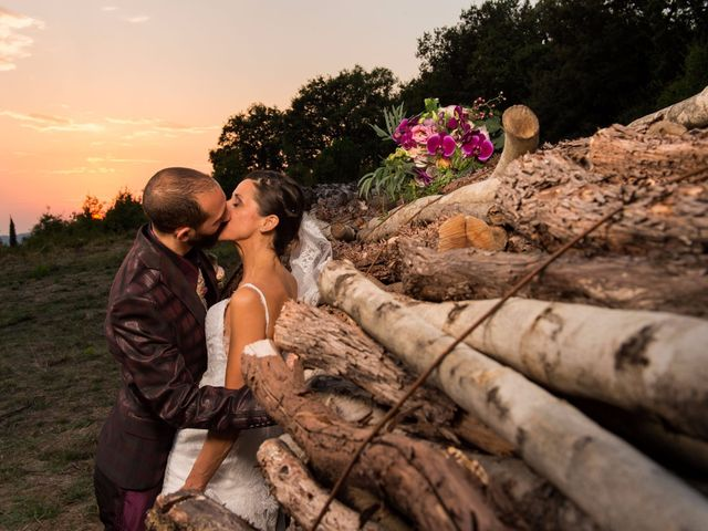 le nozze di Patrizia e Jonathan