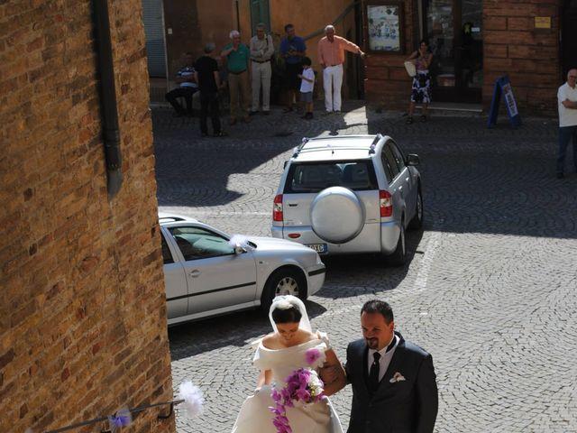 Il matrimonio di Mauro e Lara a Montecassiano, Macerata 5