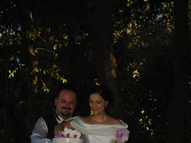 Il matrimonio di Mauro e Lara a Montecassiano, Macerata 7