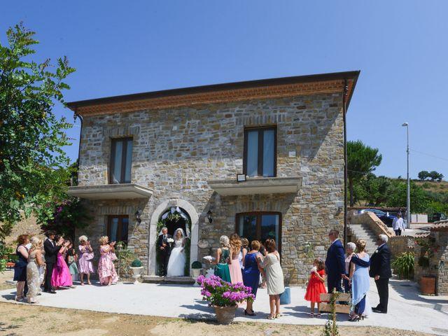 Il matrimonio di Carlo e Eleonora a Agropoli, Salerno 31