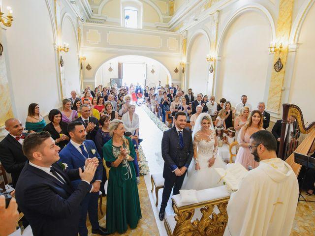 Il matrimonio di Carlo e Eleonora a Agropoli, Salerno 42