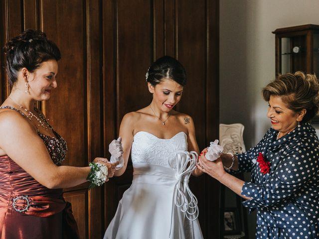 Il matrimonio di Giulia e Riccardo a San Cataldo, Caltanissetta 25