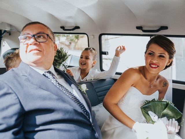 Il matrimonio di Giulia e Riccardo a San Cataldo, Caltanissetta 32
