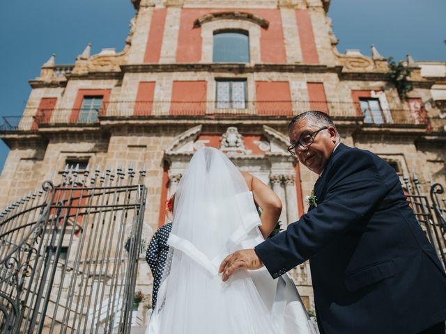Il matrimonio di Giulia e Riccardo a San Cataldo, Caltanissetta 39