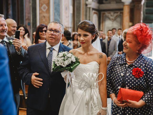 Il matrimonio di Giulia e Riccardo a San Cataldo, Caltanissetta 42