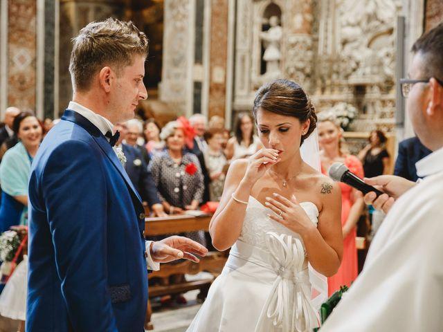 Il matrimonio di Giulia e Riccardo a San Cataldo, Caltanissetta 48