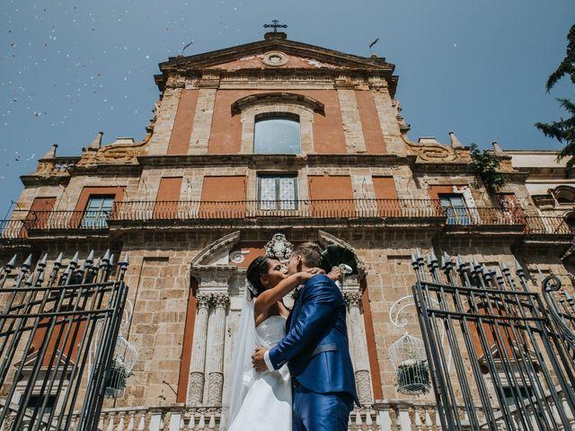 Il matrimonio di Giulia e Riccardo a San Cataldo, Caltanissetta 57