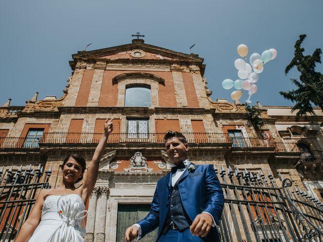 Il matrimonio di Giulia e Riccardo a San Cataldo, Caltanissetta 58
