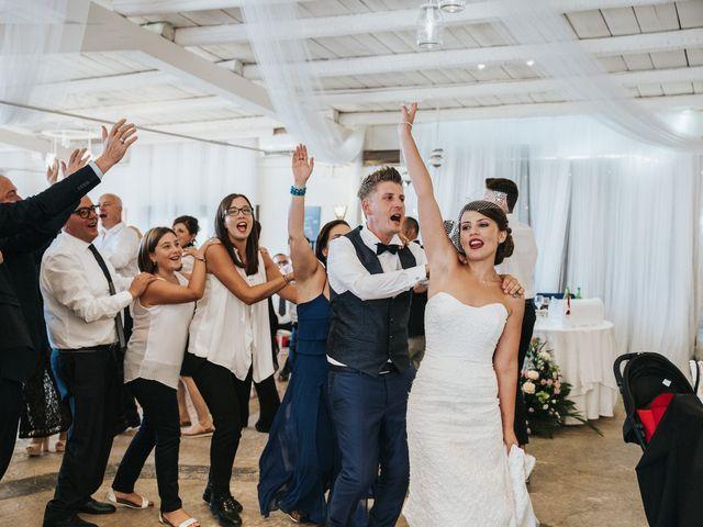 Il matrimonio di Giulia e Riccardo a San Cataldo, Caltanissetta 97