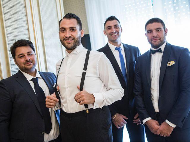 Il matrimonio di Mirko e Francesca a Ancona, Ancona 1