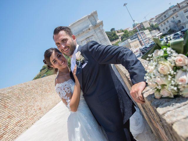 Il matrimonio di Mirko e Francesca a Ancona, Ancona 21