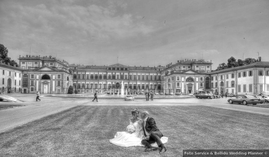 Il matrimonio di Fabio e Lucia a Monza, Monza e Brianza