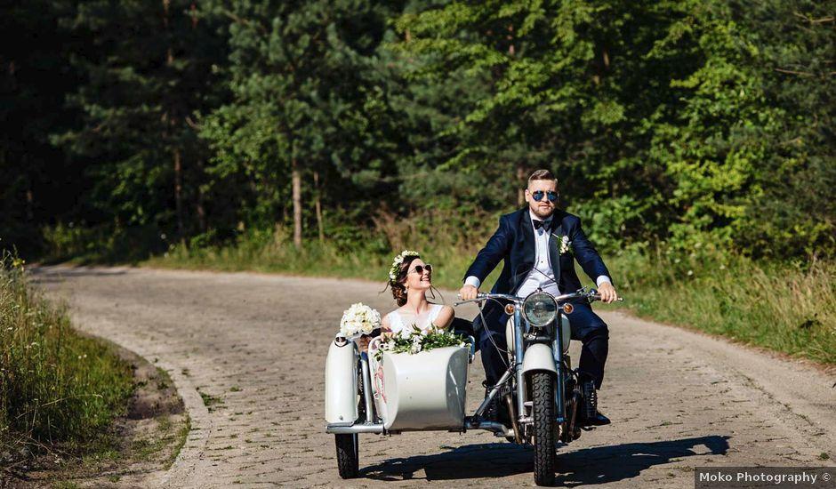 Il matrimonio di Dominik e Joanna a Arezzo, Arezzo