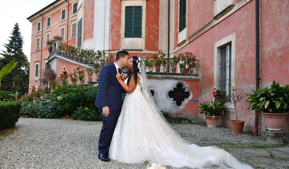 Il matrimonio di Lorenzo e Maria a Alseno, Piacenza