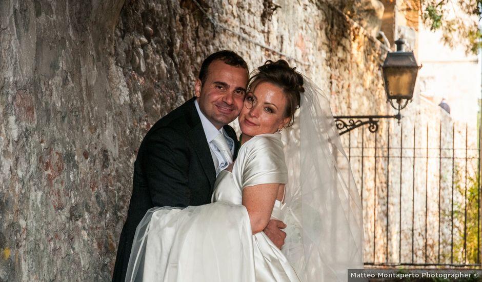 Il matrimonio di Marco e Gabriella a Verona, Verona