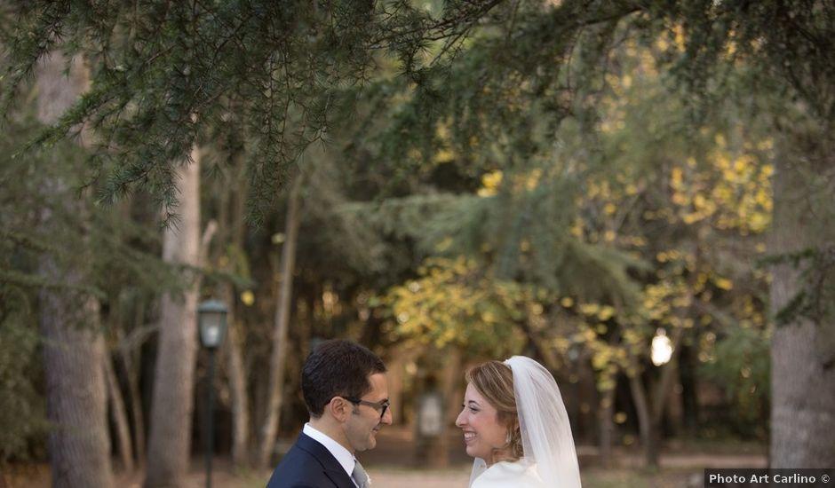 Il matrimonio di Ugo e Rita a Aradeo, Lecce