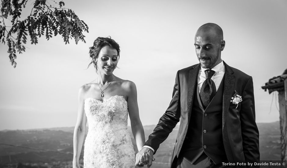 Il matrimonio di Massimiliano e Antonella a Nizza Monferrato, Asti