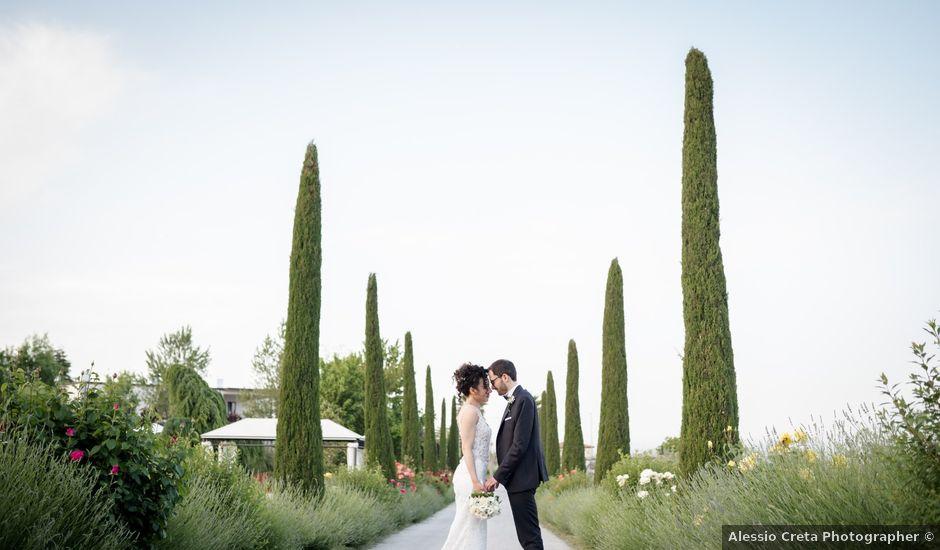 Il matrimonio di Ermanno e Fiorella a Montefusco, Avellino