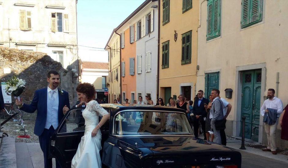 Il matrimonio di Francesca e Lucio a Cormons, Gorizia