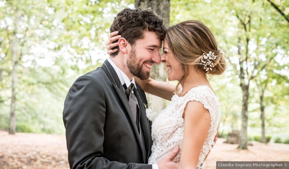 Il matrimonio di Carmine e Sofia a Graffignano, Viterbo