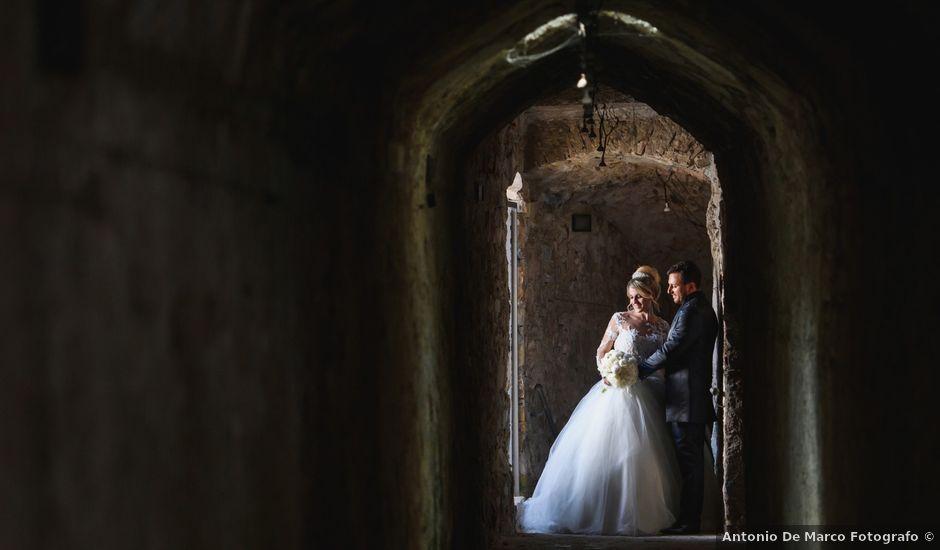 Il matrimonio di Carlo e Eleonora a Agropoli, Salerno