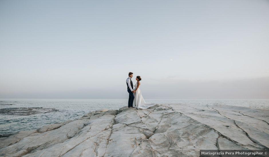 Il matrimonio di Giulia e Riccardo a San Cataldo, Caltanissetta
