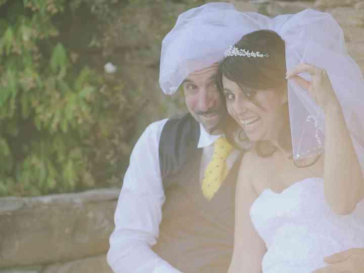 le nozze di Viviana e Sandro