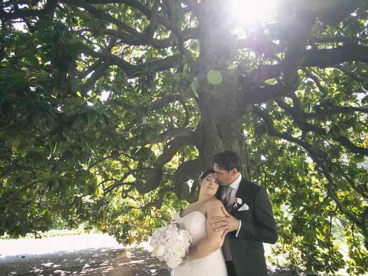 Le nozze di Alessandra e David