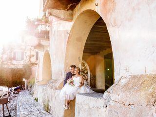 Le nozze di Federica e Paolo
