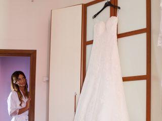 le nozze di Alessandra e Simone 1
