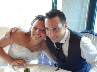 Le nozze di Massimo e Cinzia