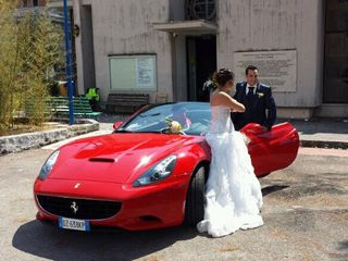 Le nozze di Massimo e Cinzia 1