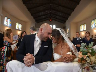 Le nozze di Andrea e Noemi