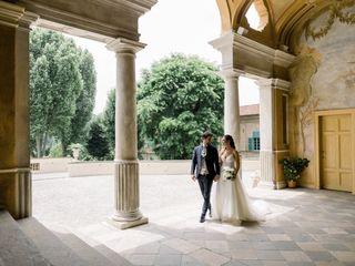 Le nozze di Serena e Denis