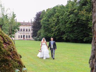 Le nozze di Elisabeth e Giuliano