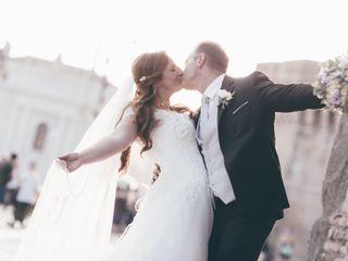 le nozze di Valentina e Walter 1