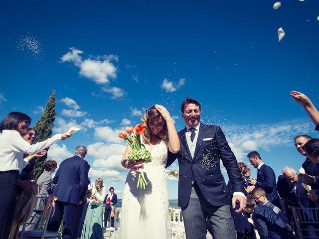 Il matrimonio di Andrea e Consuelo a Bassano Romano, Viterbo 34